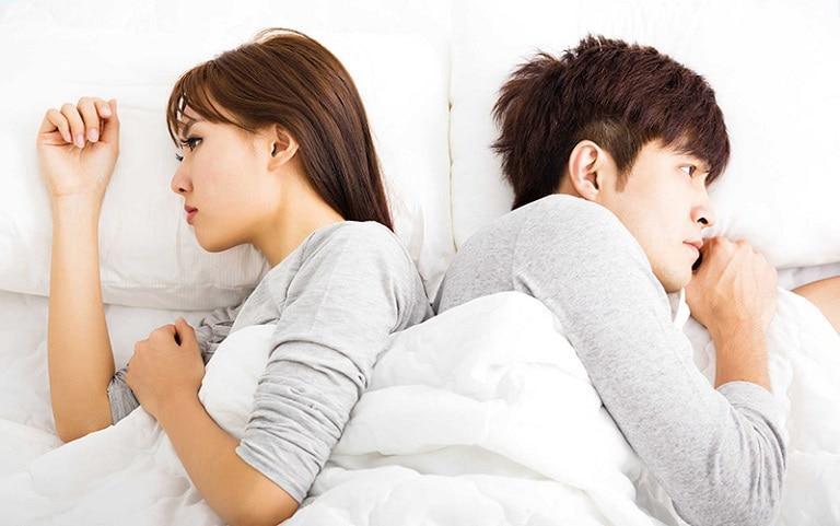 Chị em nên kiêng quan hệ tình dục trong thời gian điều trị viêm cổ tử cung