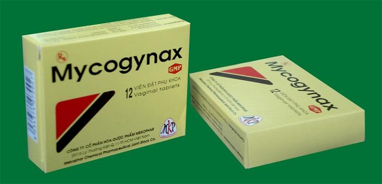 Mycogynax là loại thuốc đặt điều trị viêm lộ tuyến cổ tử cung hiệu quả