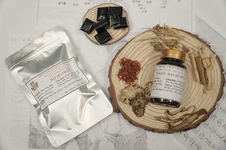 2 chế phẩm trong bài thuốc Nội tiết Đỗ Minh